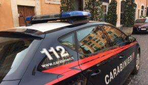 Anagni: Carabinieri denunciano in stato di libertà un 28enne uno stalker già noto alle forze dell'ordine