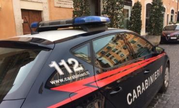 Ciociaria, controllo del territorio da parte dei carabinieri: in manette un 28enne