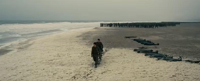 Recensione Dunkirk: l'ennesimo capolavoro di Nolan