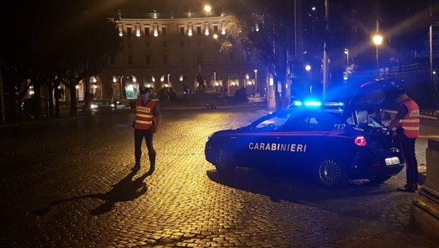 Roma, esplosione a San Giovanni: bomba davanti una caserma dei Carabinieri