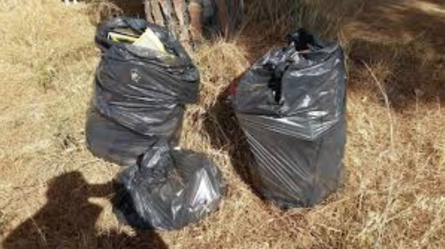 fiumicino abbandono rifiuti controlli