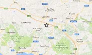 Terremoto a Sant'Apollinare: scossa a ferragosto 2017 in provincia di Frosinone