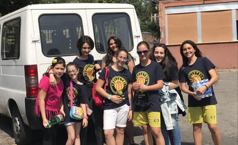 Virtus Velletri, la società veliterna in accordo con la Virtus Valmontone sta lavorando per rafforzare le squadre giovanili