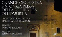 Frosinone,venerdì in scenala grande Orchestra sinfonica russa