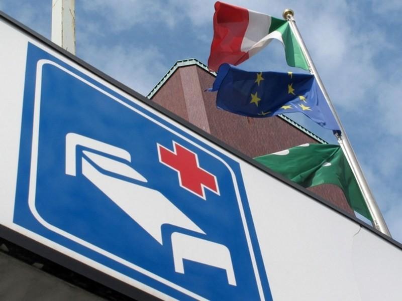 Asl Roma 5, forte vento: lievi danni presso la Casa della Salute di Palombara e l'ospedale di Subiaco