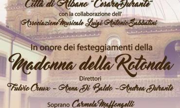 Albano, Festival della Rotonda 2017: al via domenica 6 agosto