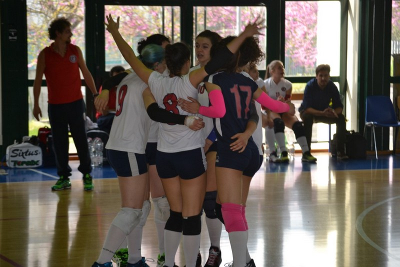 volley club frascati femminile