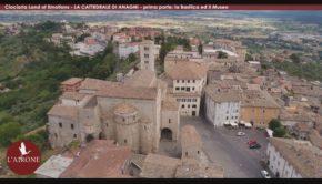 Le repliche della decima puntata di Ciociaria Land of Emotions dedicata alla Cattedrale di Anagni