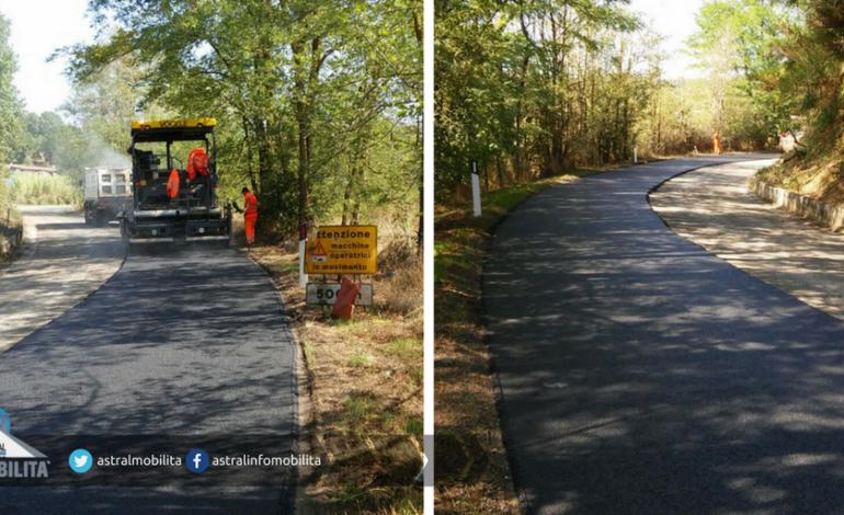 SS115 Fiuggi, pavimentazione del manto stradale: rallentamenti tra La Forma e il bivio per Genazzano