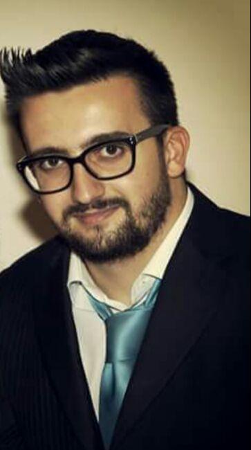 Il presidente Gioventù Nazionale sezione di Veroli Lorenzo Baglione
