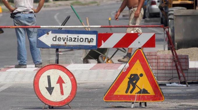 Diramazione Roma Sud D19 autostrada chiusure notturne dal 3 febbraio 2020