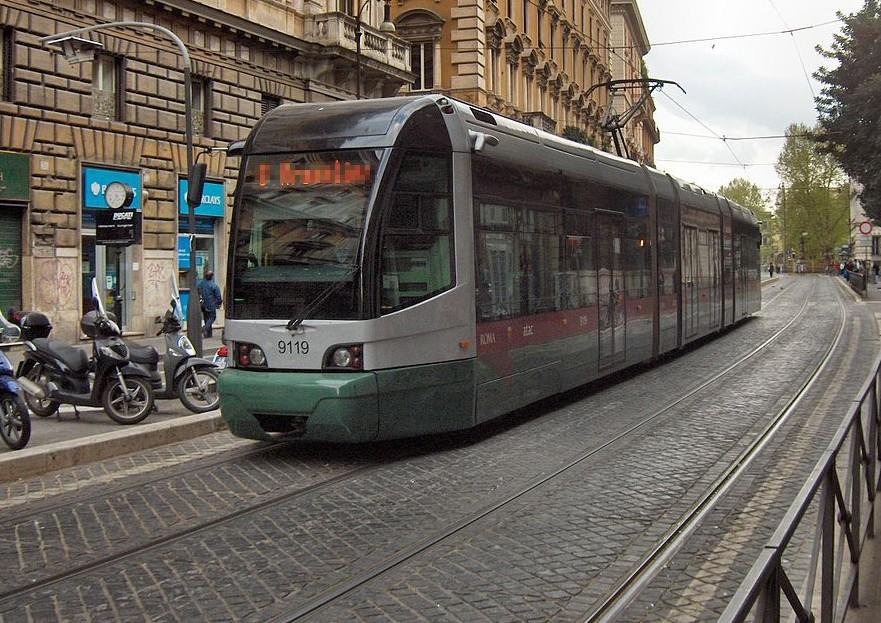 roma tram 2 3 19 modifiche viabilità
