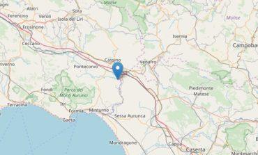 Sant'Ambrogio sul Garigliano, scossa di terremoto avvertita in Ciociaria