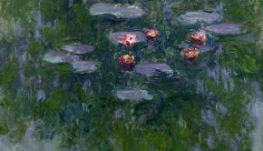 Monet a Roma: il Vittoriano mostra il giardino segreto dell'artista