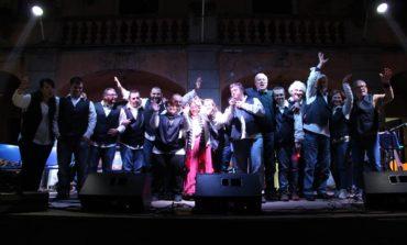 Not Band live alla Sagra della Castagna di Montelanico: apprezzata da tutti la loro esibizione