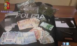 Flaminio, nascondevano in casa droga e una pistola clandestina: arrestati due giovani romani