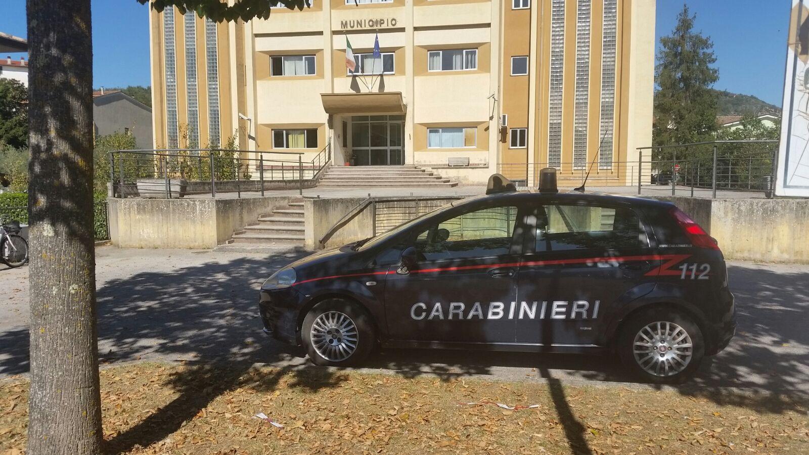 """Fontana Liri, attivato il """"Posto Carabinieri"""" per le esigenze dei cittadini"""