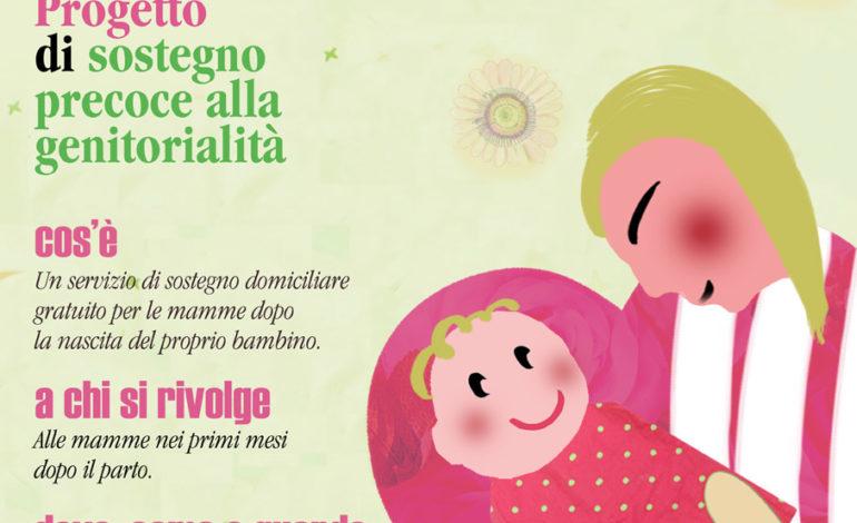"""Fiumicino, attivato il progetto """"Con te mamma"""" per il sostegno alla genitorialità"""