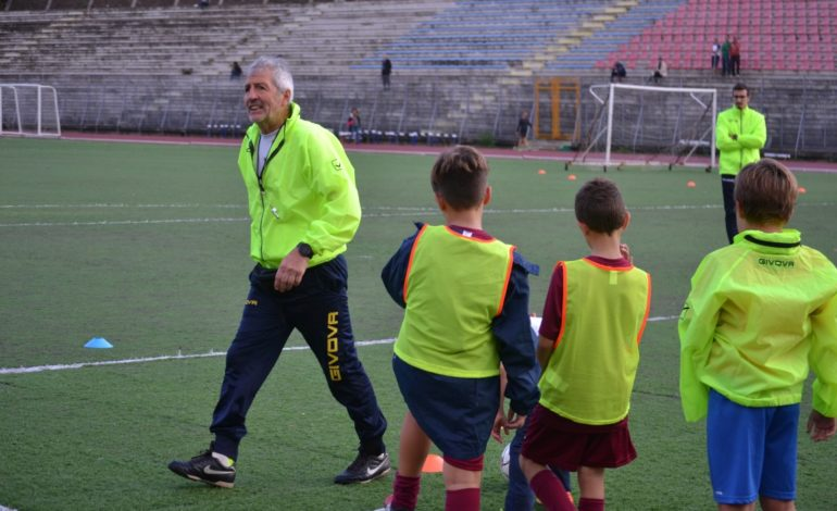 Colpo del Frascati: l'ex professionista Giancarlo Ceccarelli nello staff della Scuola calcio