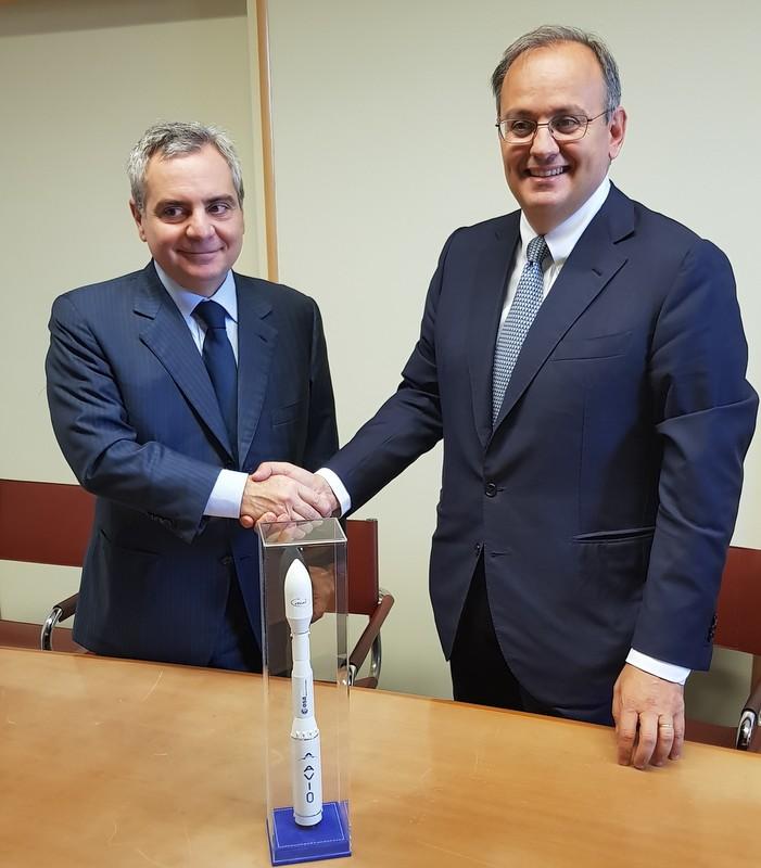 avio contratto 40 milioni di euro