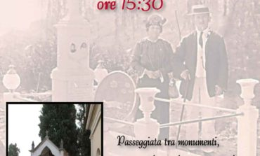 Passeggiata al cimitero monumentale di Ceccano insieme alla Cultores Artium