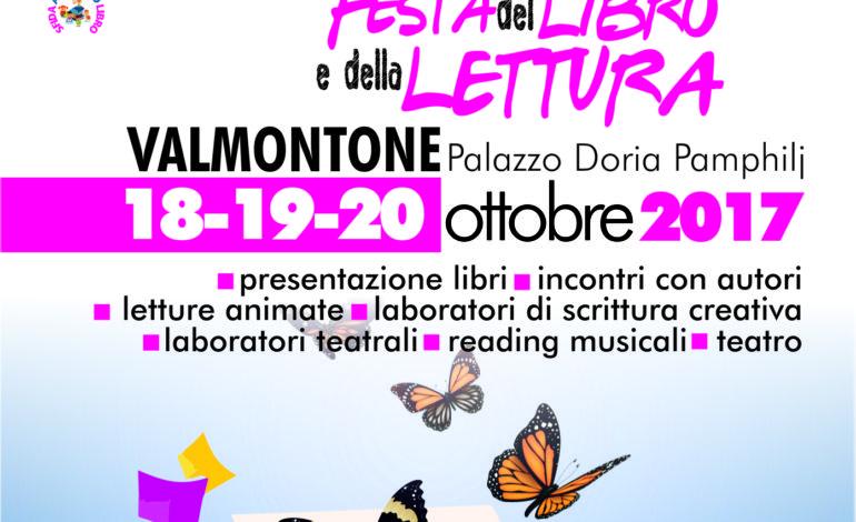 Torna Contesti Diversi a Valmontone: al via la 7^ edizione della Festa del Libro e della Lettura