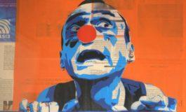 Roma, New Urban Dirty Art a Trastevere: La Calle Grande - Exhibit Collettiva di Street & Urban Art
