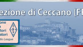 Ceccano: nasce l'Associazione Italiana Radioamatori Sperimentatori, la prima della provincia di Frosinone