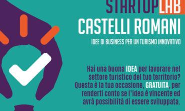 Castelli Romani, Startup Lab: idee per un turismo innovativo