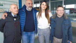 Il Sindaco di Amatrice, Sergio Pirozzi, incontra i cittadini di Valmontone in vista delle prossime elezioni Regionali