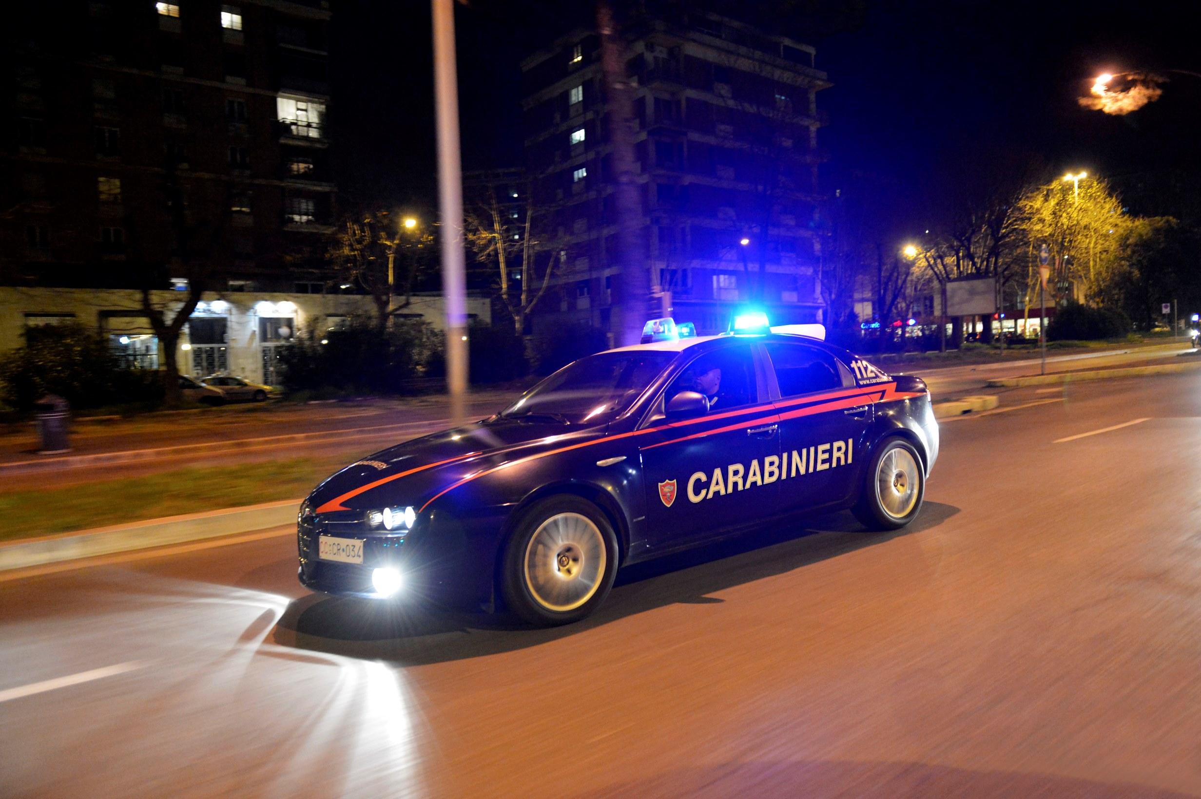 Colleferro, attività antidroga nei pressi dei locali notturni: 4 arresti