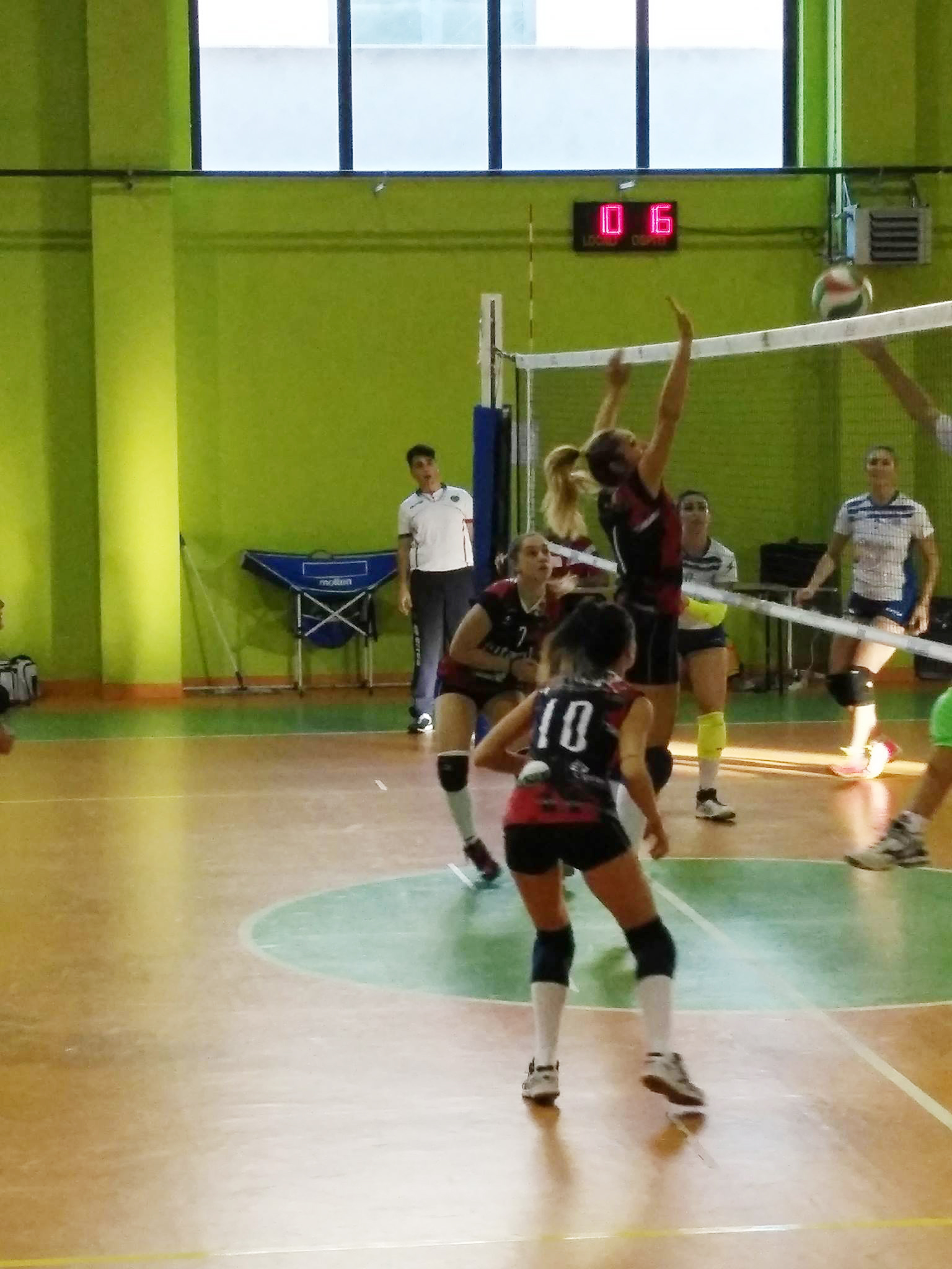 Intent Volley. La Omnia Volley batte le ragazze di Zagarolo 3-1