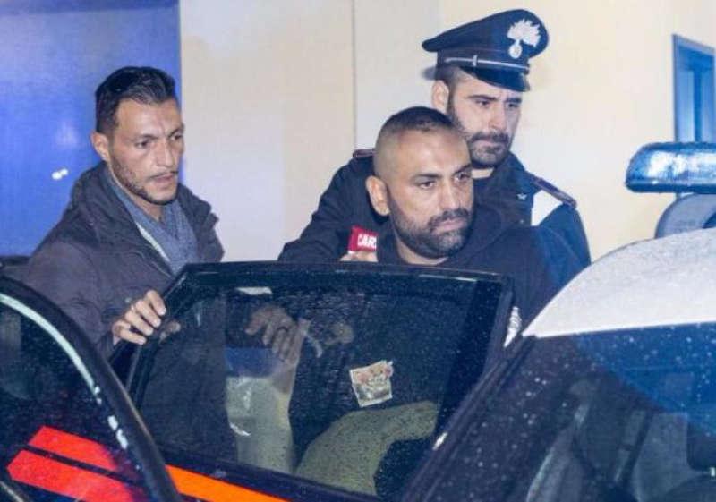 Roma, Roberto Spada trasferito nel carcere di massima sicurezza di Tolmezzo