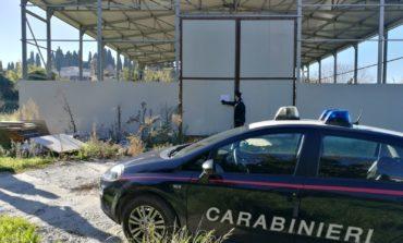 Frascati, Rifiuti Speciali in un Capannone: 2 persone denunciate dai Carabinieri