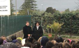 La solidarietà batte i ladri: a Frascati piantato un nuovo esemplare di palma