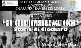 """Albano Laziale, venerdì 8 dicembre inaugurazione mostra """"Ciò che è invisibile agli occhi – Storie di clochard"""""""