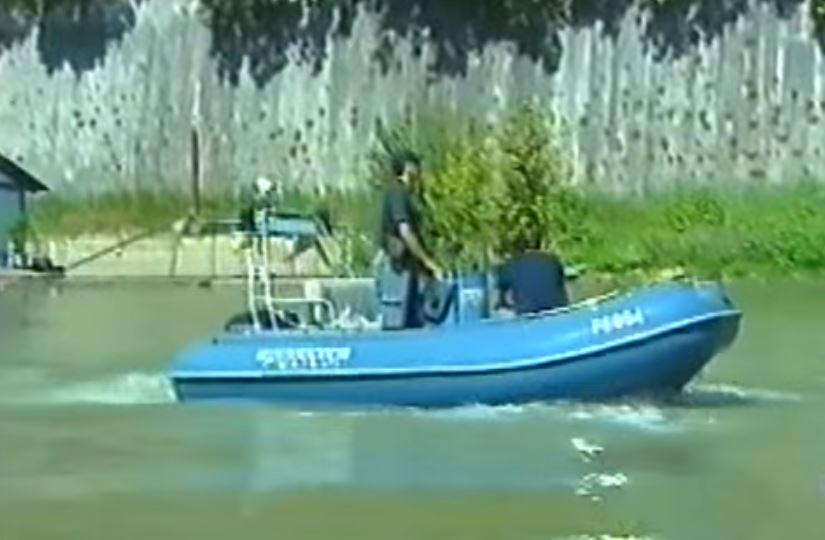 Cassino, esondazione torrente tra via Sant'Angeloincrocio con via Santa Brigida: salvati da annegamento due giovani