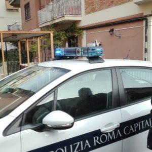 """Campo nomadi Castel Romano, la Polizia Locale sequestra i mezzi d'opera della ditta di manutenzione. Ugl: """"Gli agenti hanno fatto il loro dovere"""""""