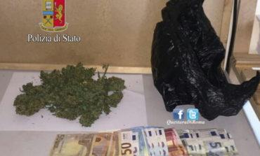 Tor Bella Monaca, Roma: armi e droga sequestrate dalla Polizia di Stato