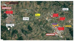 Valle del Sacco: Legambiente contro l'accensione dell'inceneritore Marangoni ad Anagni e quello di Colleferro