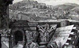 """Cori, """"Memoria INpressa. Luigi Rossini e le Antichità di Cora"""" al Museo della Città e del Territorio"""