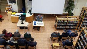 San Cesareo e i 90 anni dalla fondazione: successo per l'iniziativa curata dal prof. Ferracci
