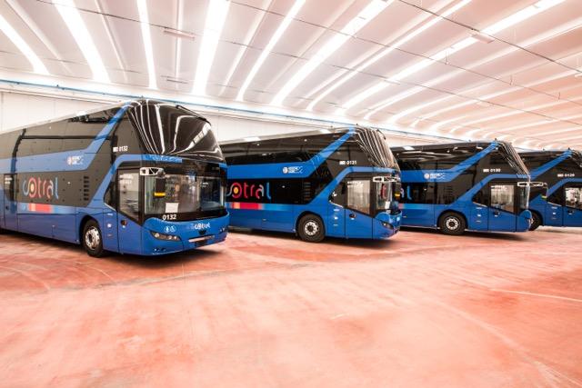 Linea Frosinone-Roma Anagnina, 7 bus bipiano Cotral in arrivo entro l'estate