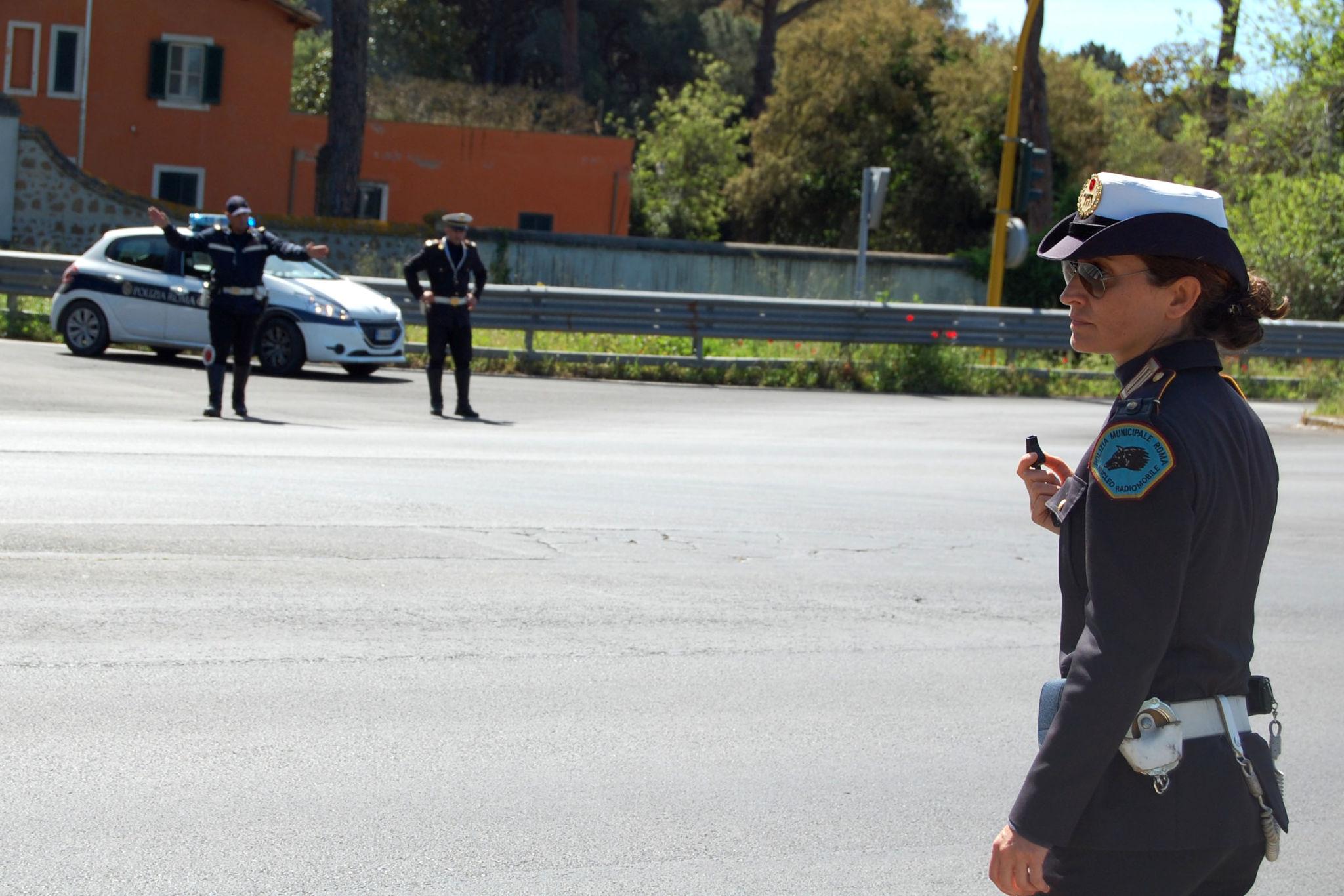 Incidente mortale via Tiburtina e sciacallaggio ai danni del ciclista defunto: individuato a Guidonia il responsabile