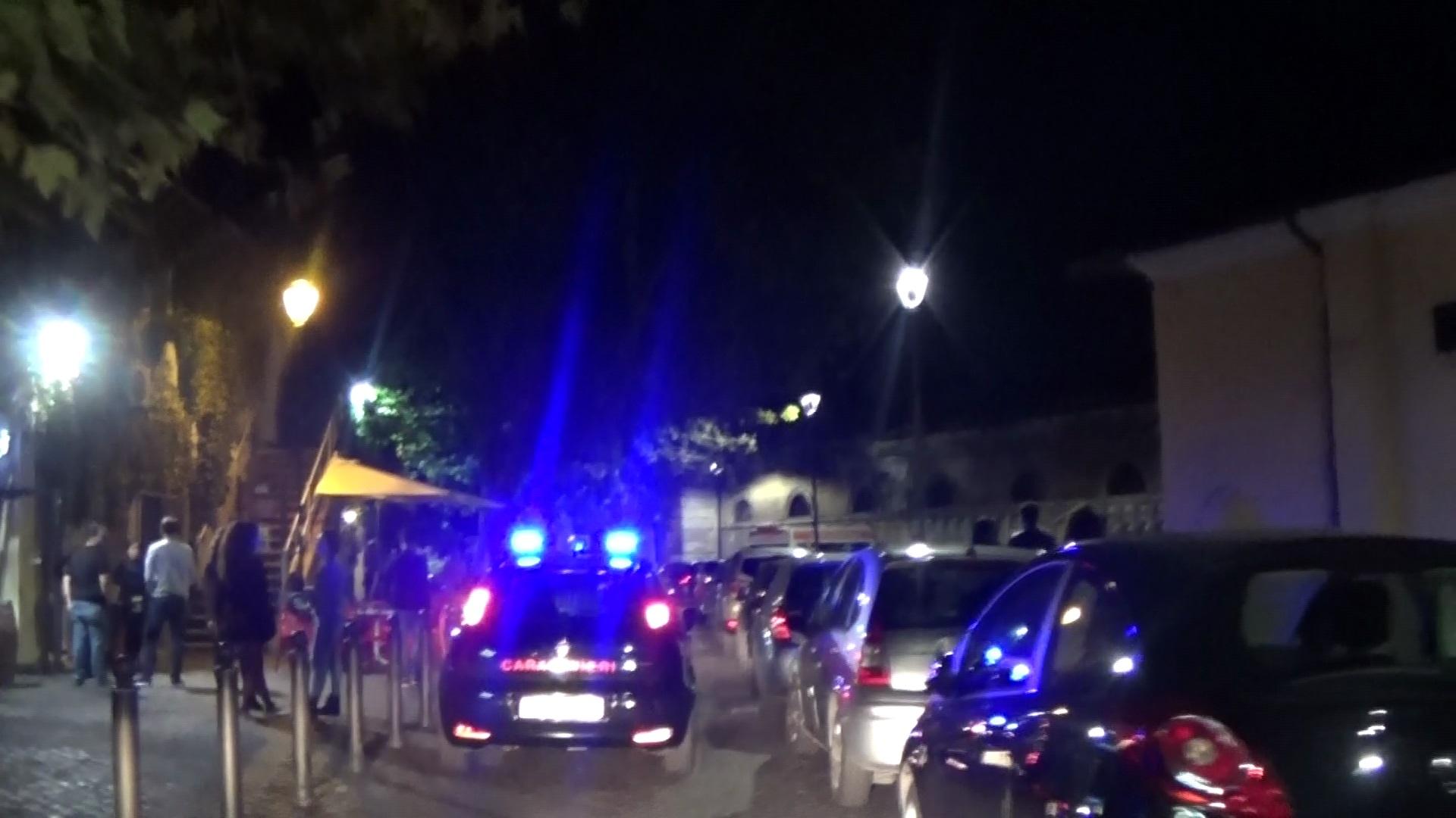 Panico a Santa Marinella: aggredisce brutalmente la compagna in strada