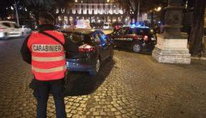 Termini, offensiva dei carabinieri contro il degrado nell'area della stazione: un arresto, 3 denunce e 8 DASPO (FOTO)