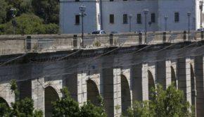 """L'allarme dei Partito Comunista dei Castelli Romani: """"Ponte di Ariccia a rischio crollo, urge chiusura immediata"""""""