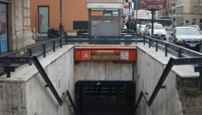 #Roma, chiuse le stazioni di #Repubblica, #Spagna e #Barberini. Situazione tragica per la viabilità della Capitale