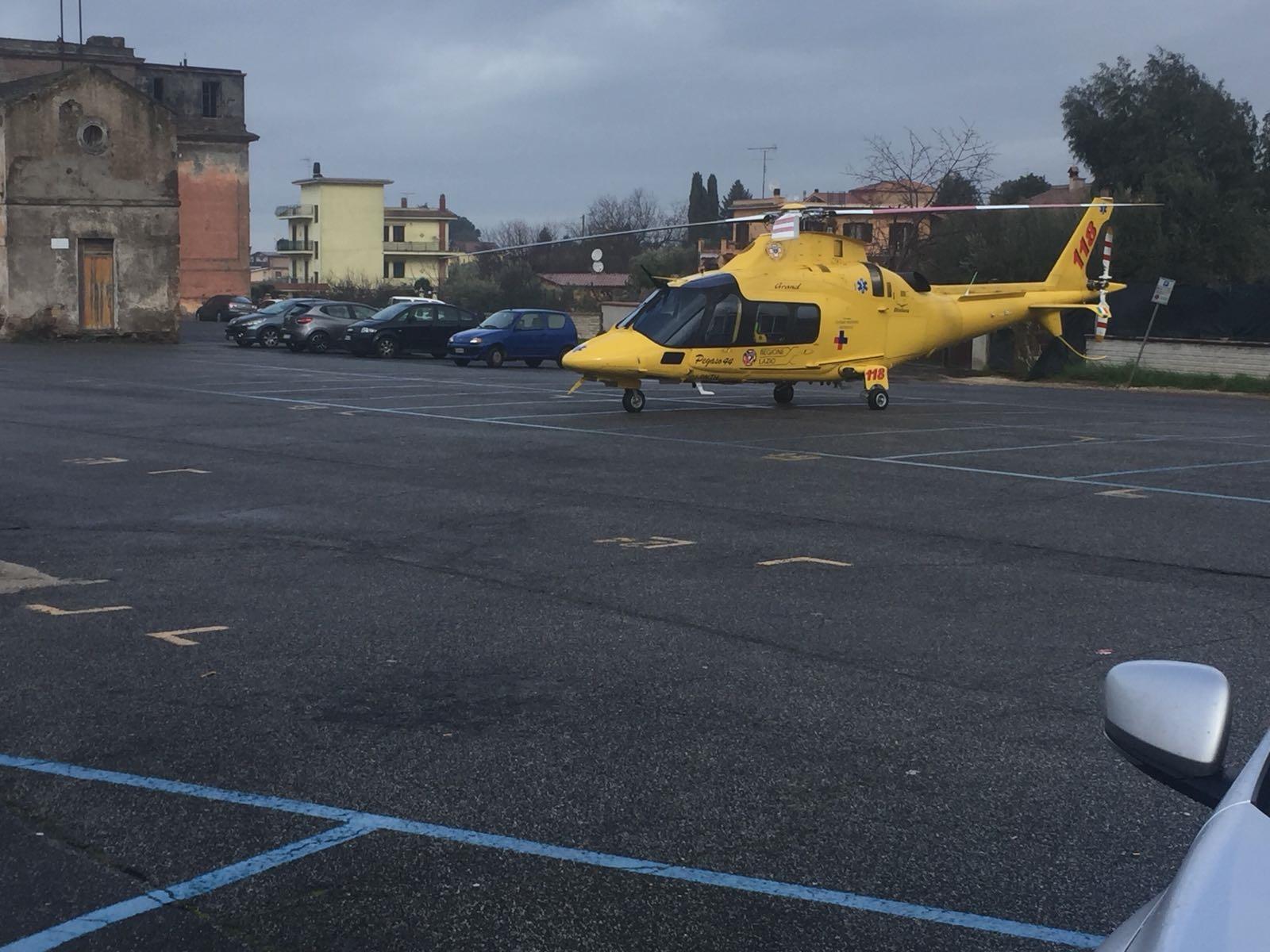 A91 Roma Fiumicino incidente tra Aeroporto e Parco Leonardo oggi lunedì 4 novembre 2019