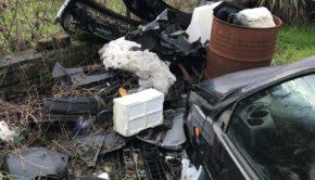 Anagni, gestione illecita di deposito incontrollato di rifiuti speciali pericolosi non autorizzata: una denuncia